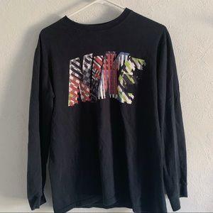🌈old school vintage nike long sleeve shirt
